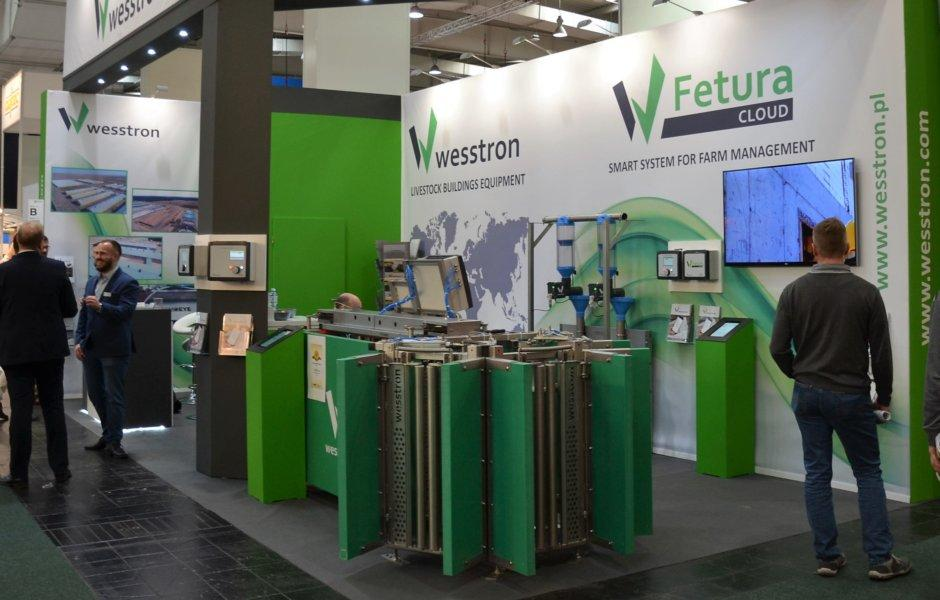 Targi EuroTier 2018 - Wesstron