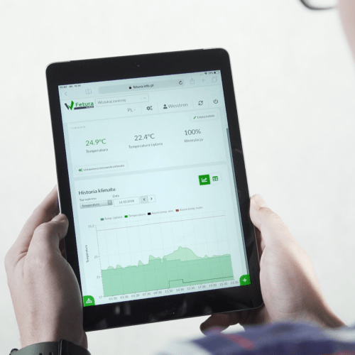 Management using a tablet