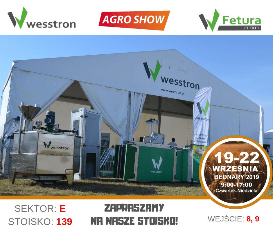 1 - AgroShow 2019 - Zaproszenie
