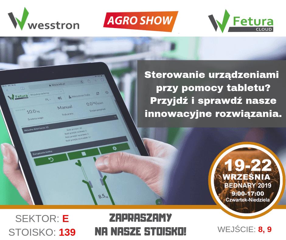 2 - AgroShow 2019 - Zaproszenie
